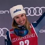 Italiens Speed-Damen trainieren in Kürze in Zermatt