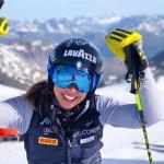 Francesca Marsaglia und Nicol Delago wollen weiterhin hart an sich arbeiten