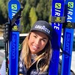 Die neuen Super-G-Italienmeister 2021 heißen Emanuele Buzzi und Francesca Marsaglia
