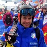 Abfahrtsmeister Matteo Marsaglia krönt sich auch zum italienischen Super-G-Meister