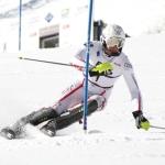 Michael Matt  und Eva-Maria Brem gewinnen die Slaloms in Coronet Peak