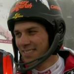 Mario Matt führt beim Slalom Weltcupfinale von Lenzerheide