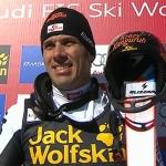 Halbzeitführung für Olympiasieger Matt beim Slalom in Kranjska Gora