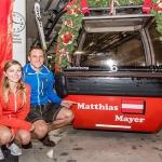 Hahnenkamm News: Matthias Mayer holt sich seine Gondel