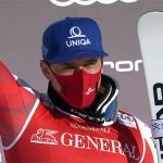 ÖSV News: Matthias Mayer zum fünften Mal in Folge auf dem Podest.