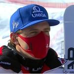 Matthias Mayer entscheidet ersten Abfahrtstrainingslauf hauchdünn für sich