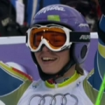 Tina Maze ist Riesenslalom Weltmeisterin 2011