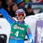 Tina Maze gewinnt Riesenslalom Weltcupauftakt in Sölden