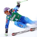 Tina Maze gewinnt Weltcupauftakt in Sölden – Karbon in den Top-Ten