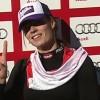 Tina Maze führt nach dem 1. Durchgang beim Riesenslalom in Aspen