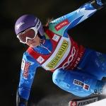 Tina Maze gewinnt Riesenslalom der Damen in Aspen