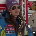 Kühler Kopf und heiße Beine: Tina Maze gewinnt Super G in St. Anton und schreibt Skiweltcupgeschichte