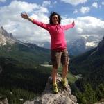 Über die abenteuerlustige Daniela Merighetti und ihr spezielles Training