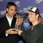 Saisonstart für die Milka Ski Stars – Marcel Hirscher gewinnt den Skieur d'Or