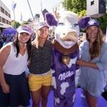 Milka Ski Stars feierten 35 Jahre Schokofest in Bludenz