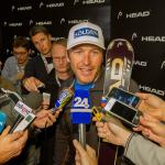 Bode Miller freut sich auf Sölden und auf zwei besondere Fans