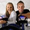 Manuela und Manfred Mölgg im Skiweltcup.TV-Interview: Das sympathische Skigeschwisterpaar aus Südtirol