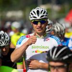 Manfred Mölgg überraschte bei 26. Dolomitenradrundfahrt