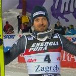 Giuliano Razzoli und Manfred Mölgg kommen immer wieder gerne auf den Sljeme zurück