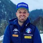 Auch Manfred Mölgg trainiert in der Skikuppel von Peer