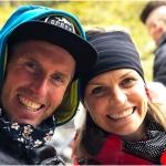 Manuela Mölgg und Werner Heel freuen sich über die Geburt ihres kleinen Ben