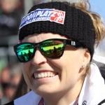 Marschrichtung der italienischen Skidamen stimmt, alle warten auf Manu Mölgg