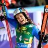 Trotz Platz drei in Sölden ist Manuela Mölgg noch lange nicht satt