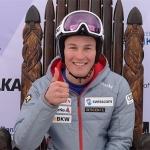Schweizer Alexis Monney kürt sich zum Junioren-Abfahrtsweltmeister 2020