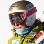 Norwegerin Ragnhild Mowinckel Riesenslalom Juniorenweltmeisterin 2012