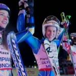 Maria Pietilä-Holmner gewinnt Parallel Slalom der Damen in München