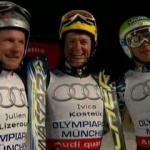 Ivica Kostelic gewinnt Parallel Slalom der Herren in München