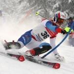 Schweizer Justin Murisier mit Kreuzbandriss