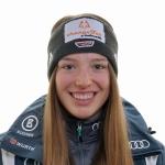 DSV-Juniorin Julia Mutschlechner zeigt sich in einer sehr guten Frühform
