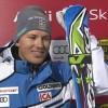Andre Myhrer führt nach dem 1. Durchgang beim Slalom in Levi