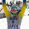 Triumph für André Mhyrer beim Slalom in Aspen
