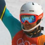 Andre Myhrer ist Slalom Olympiasieger 2018