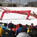 Ski Weltcup in Naeba und die Angst vor dem Virus