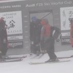 Jury-Entscheidung: Ski Weltcup Slalom von Yuzawa Naeba wurde abgesagt.