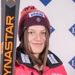 Ski-Rohdiamanten im Skiweltcup.TV-Interview: Heute Sarah Näscher aus Liechtenstein