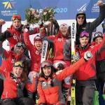 Die Abfahrts-Junioren-Weltmeisterin 2020 heißt Magdalena Egger