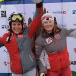Magdalena Egger ist Junioren-Weltmeisterin in der Alpinen Kombination