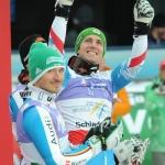 """Skistars Felix Neureuther und Marcel Hirscher im """"aktuellen sportstudio"""" des ZDF"""