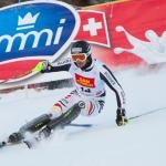 Neureuther bei Hirscher-Sieg in Alta Badia (ITA) auf dem Podest