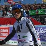 Felix Neureuther führt beim Slalom in Schladming – Myhrer greift nach Slalomkristall