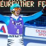 Neureuther gewinnt Slalom am Lauberhorn: Felix, der Glückliche, strahlt am hellsten in Wengen