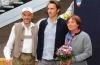 Große Ehre für Rosi Mittermaier und Christian Neureuther