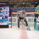 """Felix Neureuther geht mit den DEB-Stars aufs Eis: """"Ixi und die coolen Huskys"""""""
