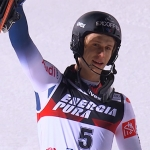 Clement Noel hat den Torlauf in Zagreb 2020 für sich entschieden