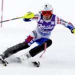 Französisches Skiweltcupteam bereit für Levi