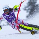 Nastasia Noens gewinnt 2. EC-Slalom in Trysil